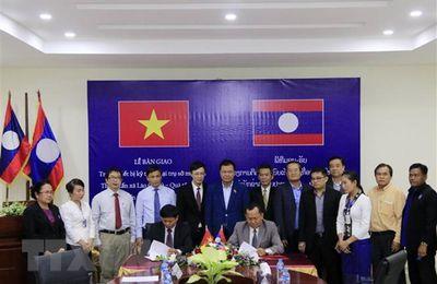 VNA et KPL, le pont qui resserre les liens Vietnam-Laos