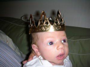 C'est qui le roi ???? .... Ma galette facile....