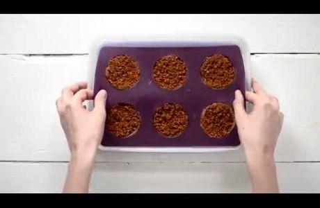 recette des domes chocolat spéculoos