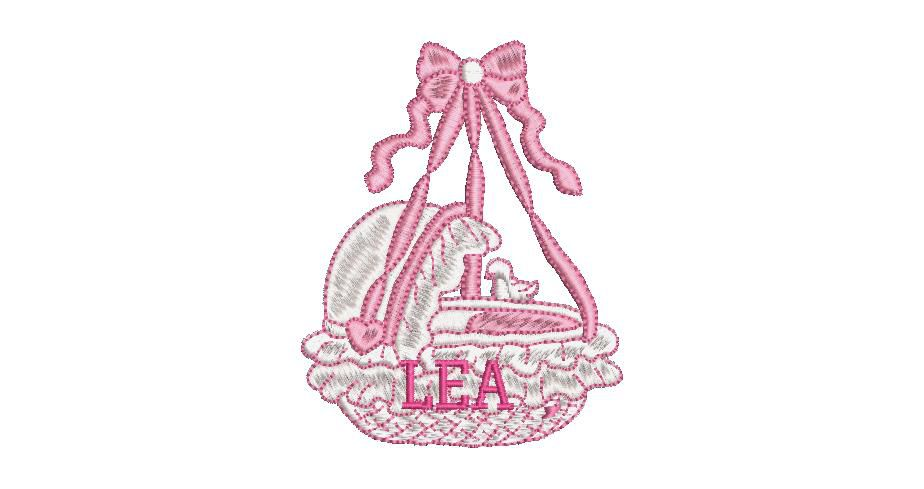 BRODERIE COUFFIN LEA