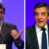 """En pleine """"Macron mania"""", François Fillon dégaine son arme secrète, Henri de Castries, face au candidat de chez Rothschild, Emmanuel Macron - Ça n'empêche pas Nicolas"""