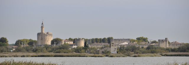 Aigues-Mortes, notre port d'attache