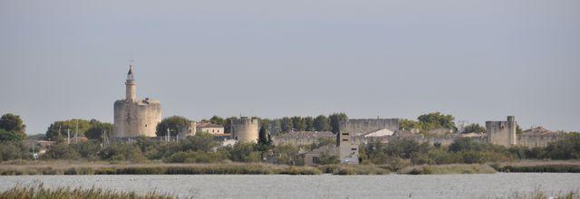 Aigues-Mortes, notre port d'attache