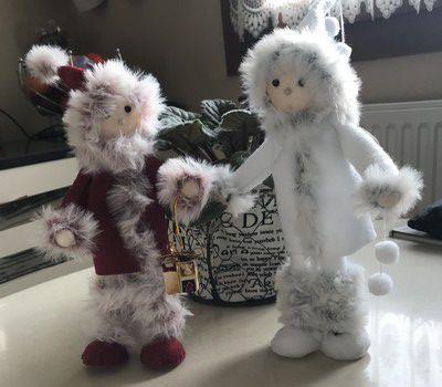 Des petits esquimaux heureux !