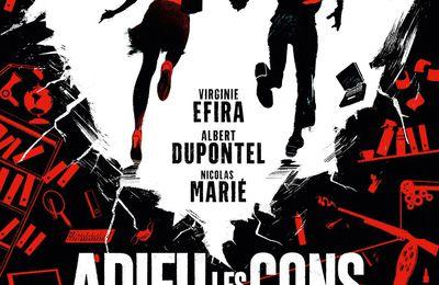ADIEU LES CONS de Albert Dupontel, de retour au cinéma dès la réouverture des salles le 19 mai2021