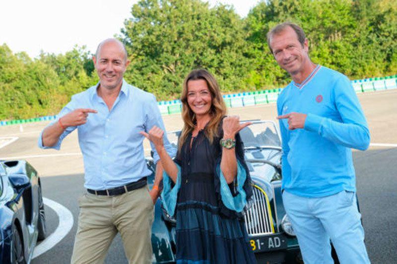 """Le magazine """"V6"""" se modernise et accueille Jessica Paupinat dès ce soir sur Automoto la chaîne"""