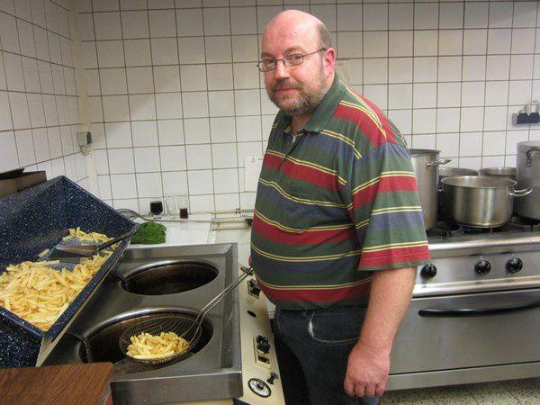 Les cuisiniers et les cuisinières du Télévie en 2013.