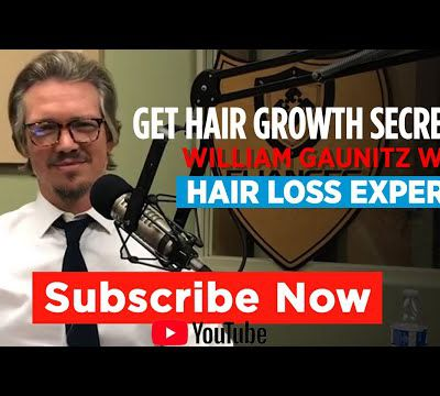 Welcome To Advanced Trichology | Best Hair Loss Treatment | William Gaunitz Trichologist