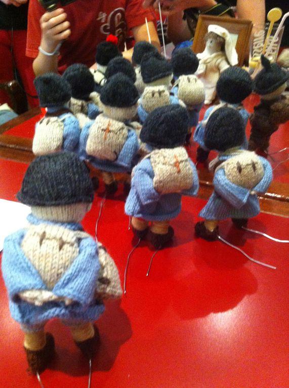 Wool War 1, Délitmaille, Woolstock
