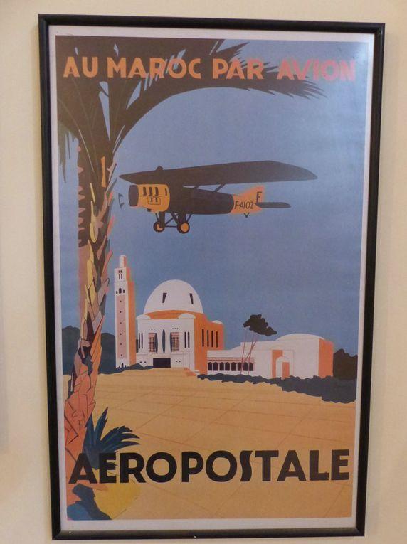 Le musée de l'Aéropostale.