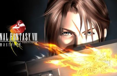 FINAL FANTASY VIII Remastered est disponible sur mobiles