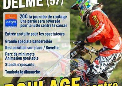 Delme Ride against cancer