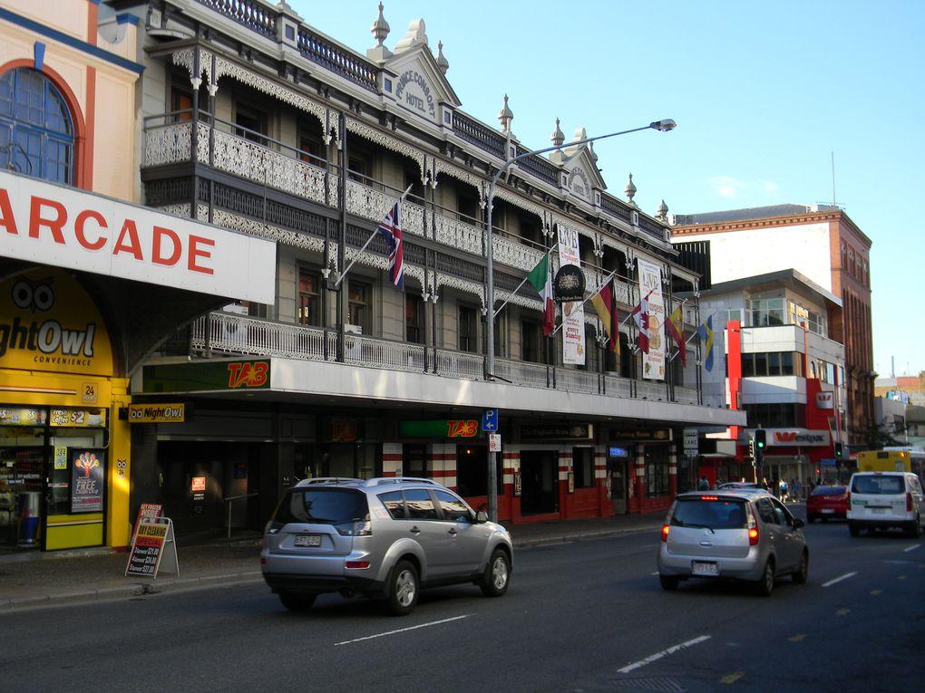 Photos de Brisbane.