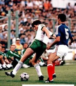 Coupe du Monde 1982 en Espagne, Groupe 5: Yougoslavie - Irlande du nord