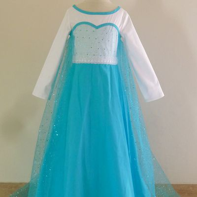 robe reine des neiges: the ultimate