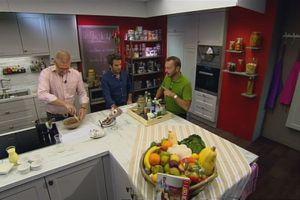 RTBF : Un Gars, un Chef ! et la JMD  ......