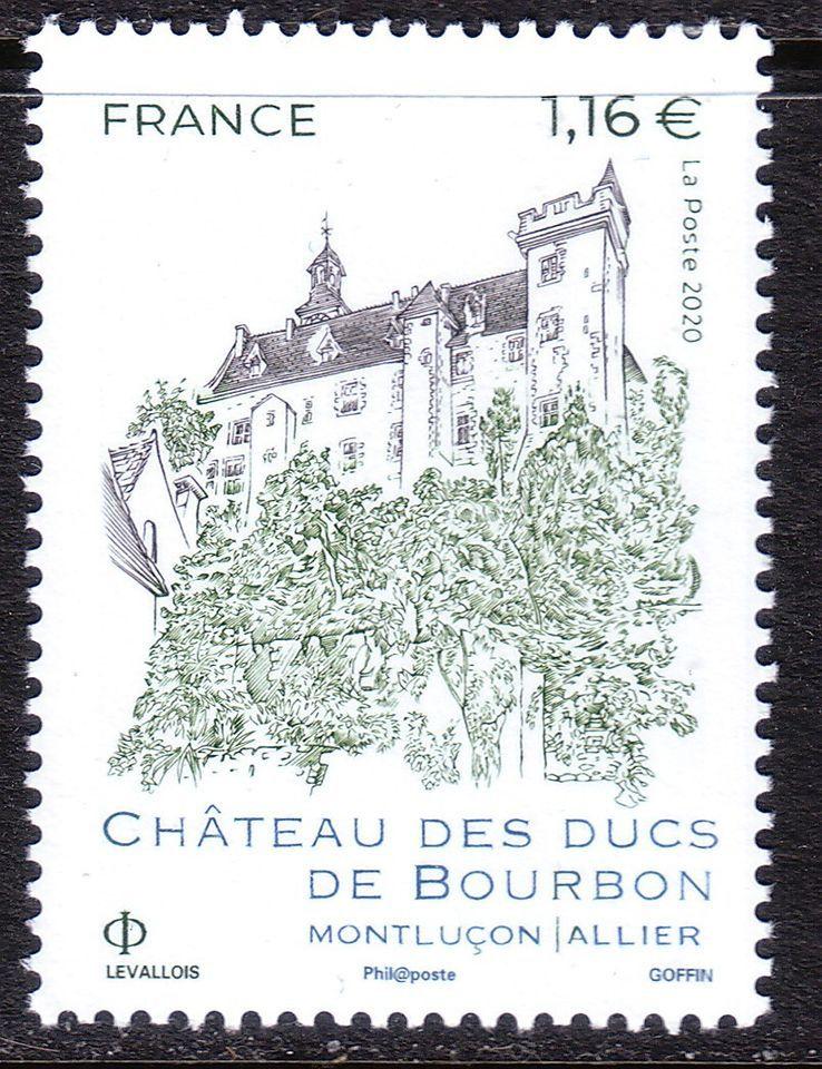 Château des ducs de Bourbon MONTLUCON