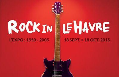 Rock in Le Havre s'expose au Sonic à partir du 18 Septembre 2015 !
