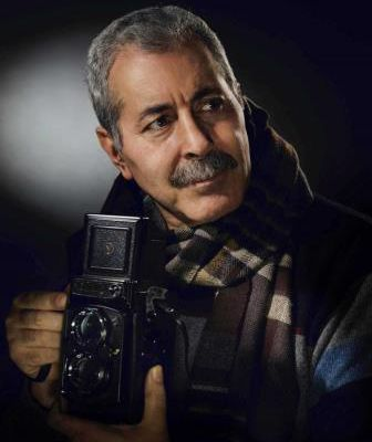 Abdecelem IKHLEF photographe et intellectuel
