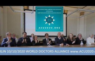 El Colectivo de médicos  World Doctors Alliance se manifiesta  sobre la crisis del COVID-19