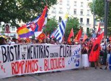 URUGUAYOS ABANDERADOS DEL INTERNACIONALISMO PROLETARIO