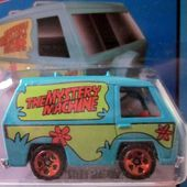 THE MYSTERY MACHINE HOT WHEELS 1/64 - SCOOBY-DOO CATEGORIE DESSIN ANIME - car-collector.net