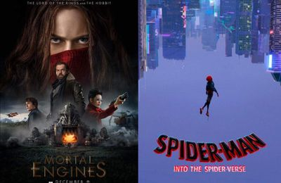 Mortal Engines, Spider-Man : New Generation... et l'originalité à Hollywood ?