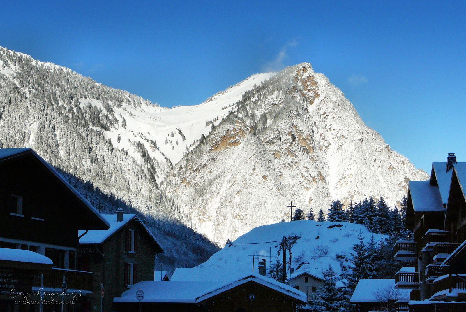 Pralognan-la-Vanoise (janvier 2007)