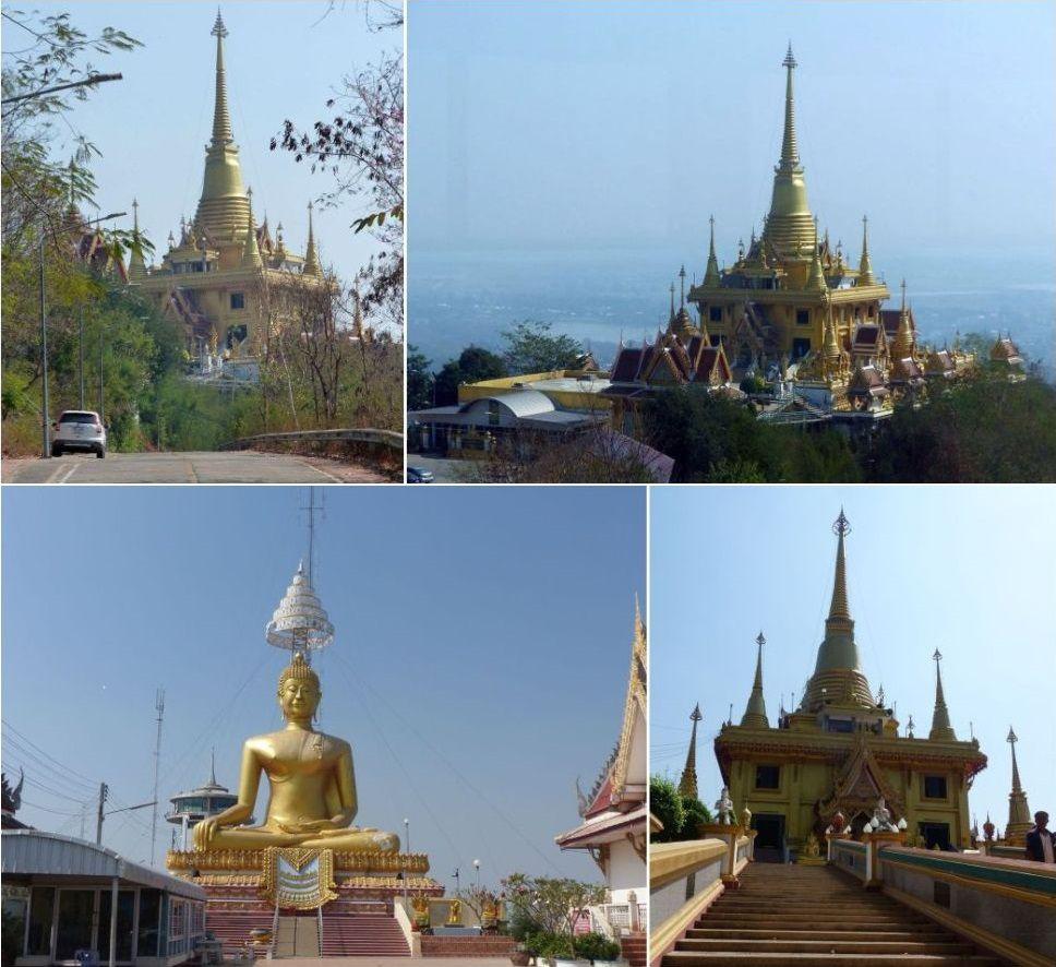 Wat Kiriwong à Nakhon Sawan