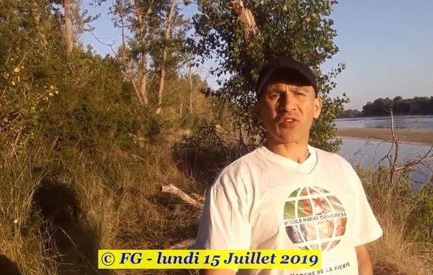 Tour de France du 14 juillet au 25 Septembre 2019, Marche de la fierté Harki (2)