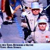 Défilé du 14 juillet suite: l'ENSOA de St Maixent - anciens9genie.overblog.com
