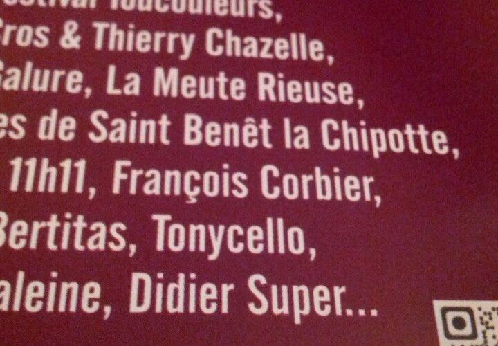 Ce soir c'est Corbier ! — with Amandine