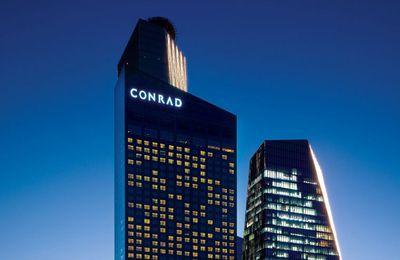 Le site web Conrad uen petite présentation