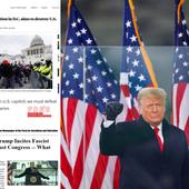 Les partis communistes et ouvriers américains réagissent au coup de force fasciste du Capitole à Washington DC