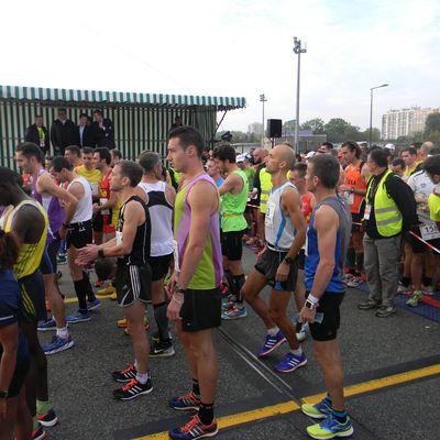 #03 Entrainement pour le Marathon de Barcelone 2016
