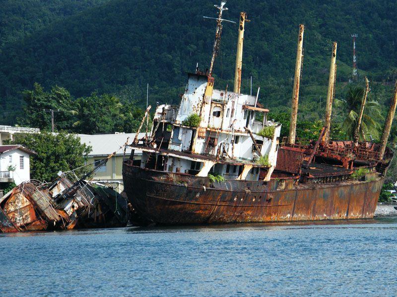 Photos et images de Guadeloupe à Trinidad.