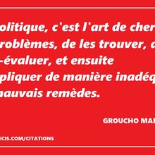 35 citations de Groucho Marx, un faux dandy à l'humour volubile et narquois (seconde partie)