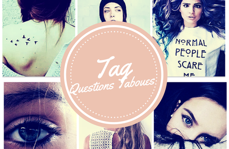 TAG: Questions Taboues