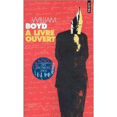 A livre ouvert, William Boyd
