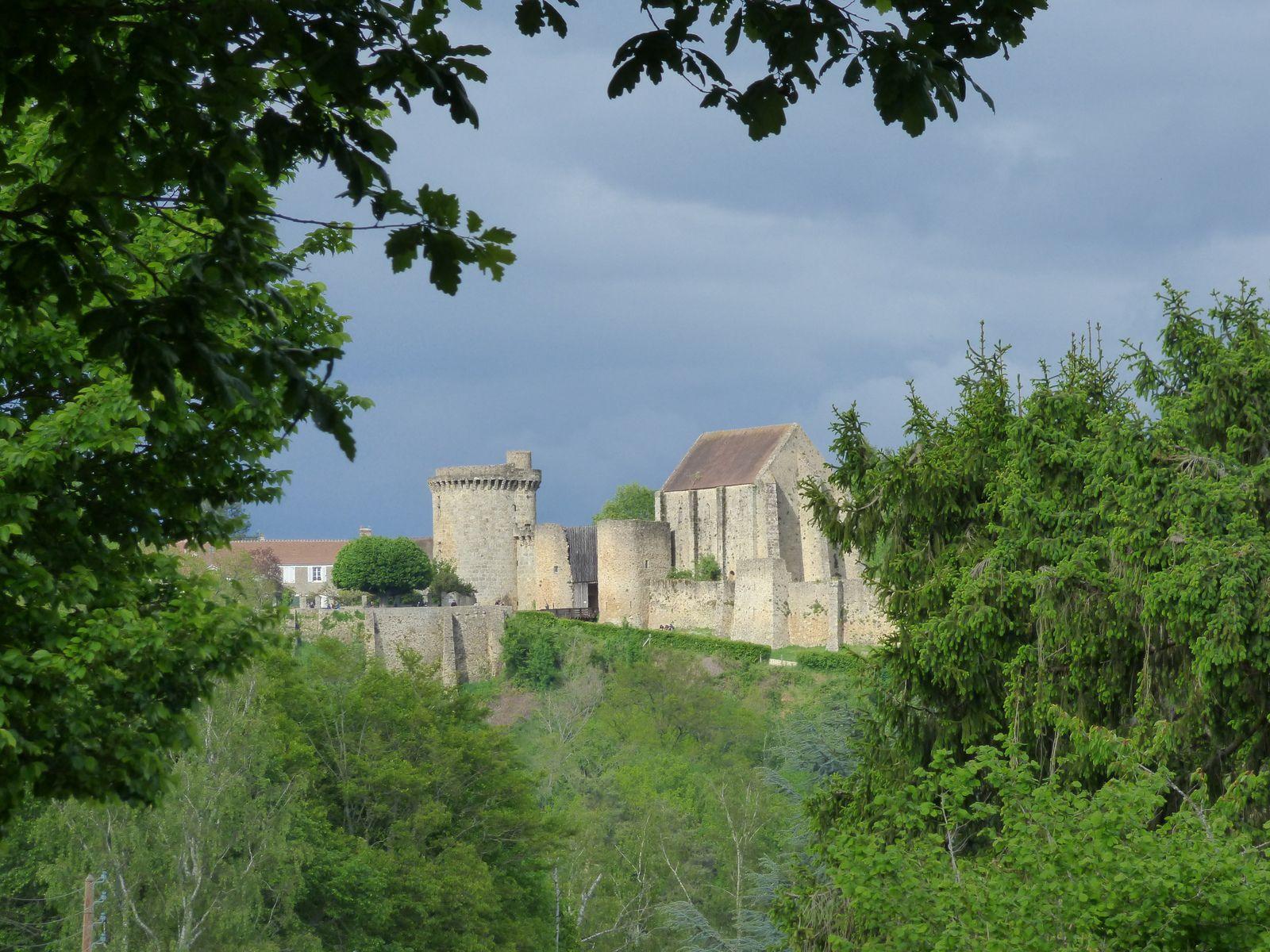Le château de la Madeleine Chevreuse
