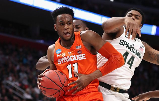 March Madness : Syracuse crée une nouvelle surprise en sortant le Michigan State