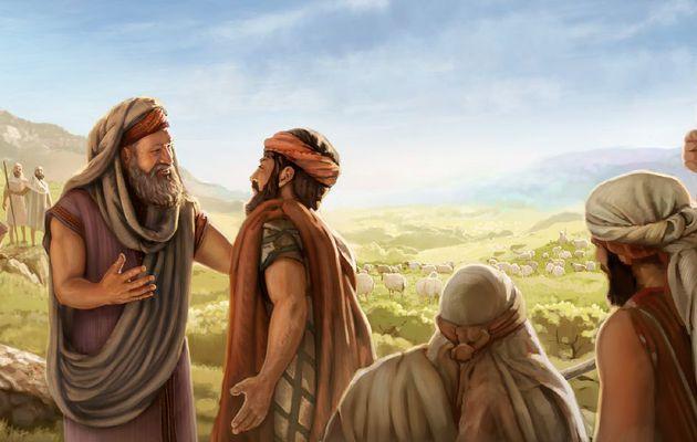 Jacob et Laban : un contrat de dupes