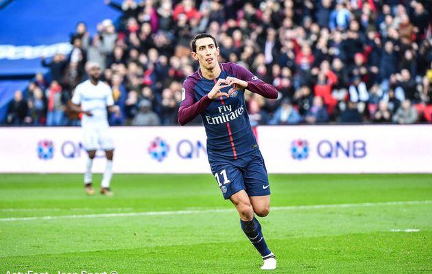 Le onze bis du PSG prend ses 3 points hebdomadaires à Troyes
