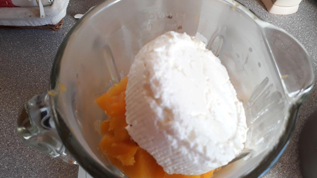 Tarte automnale butternut-brousse ; Soupe aux 10 légumes