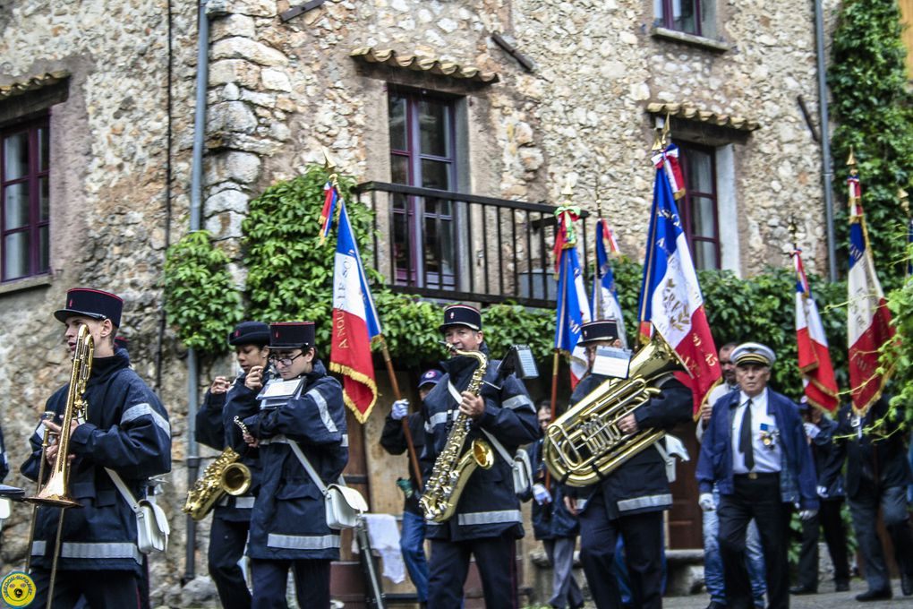 St Julien du  Verdon: 11 juin émotion et motivation patriotique
