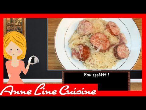 Choucroute une recette cookeo de Anne Line Cuisine