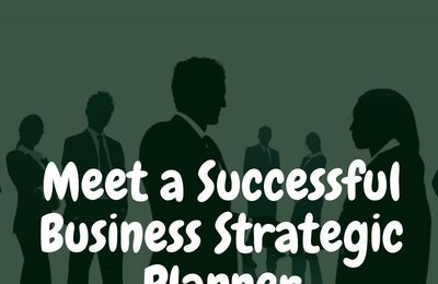 Terrence Chalk- Meet a Successful Business Strategic Planner