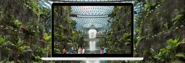 Jewel Changi Airport: Multi-faceted Lifestyle and Entertainment Hub