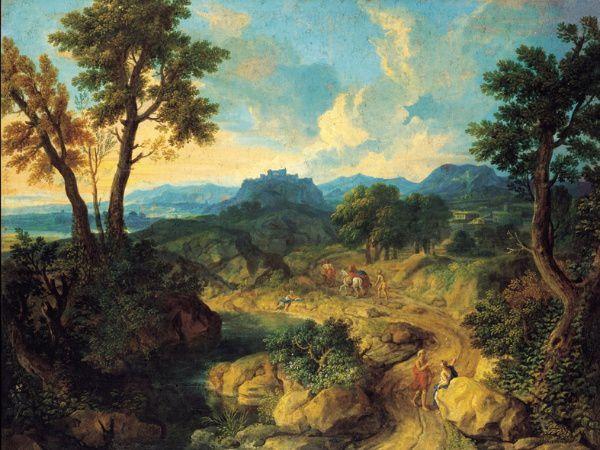 Album oeuvres du peintre Nicolas Poussin (Villers 1594- Rome 1665)