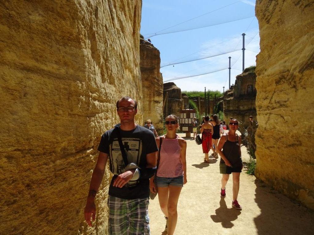 vacances à Parthenay